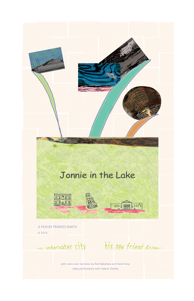 "Poster for Animation of ""Jonnie in the Lake"""