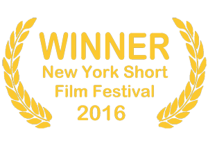 Winner New York Short Film Festival 2016